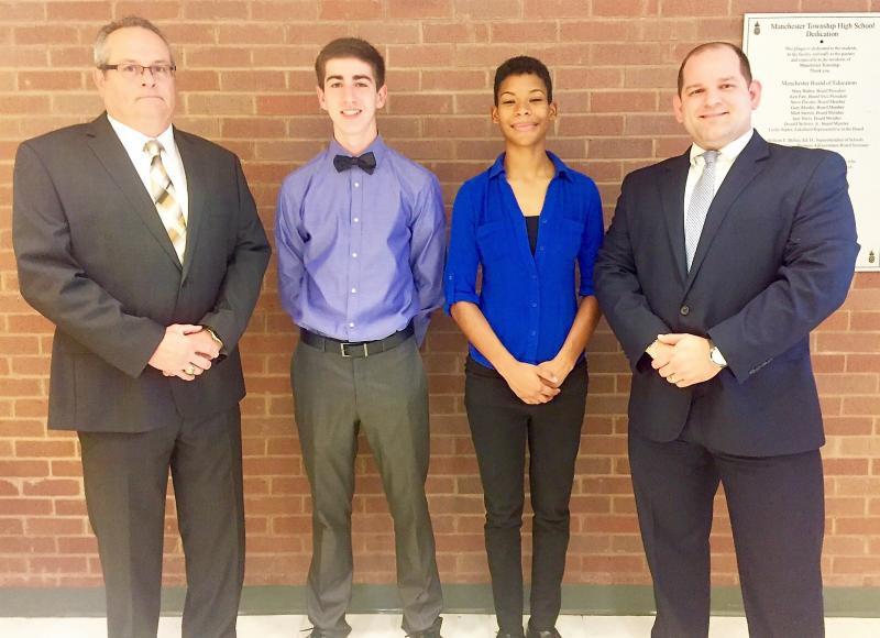Moderack Scholarship Winners