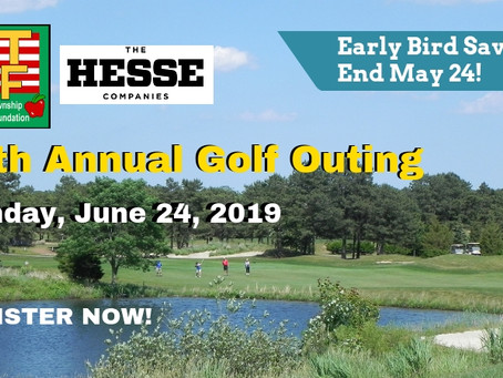2019 Golf Outing June 24