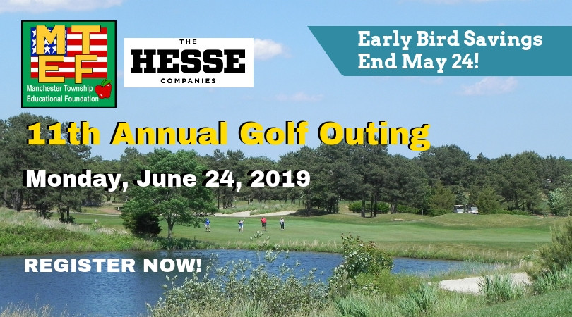 2019 Golf Outing June 24 Register Now