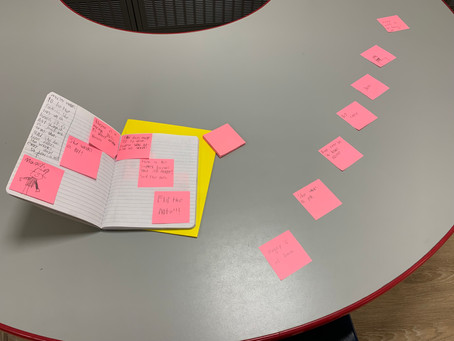 7 Benefits of Plotting with Sticky Notes