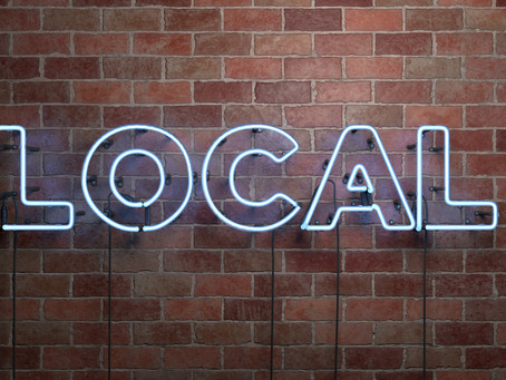 Why We're Keeping it Local
