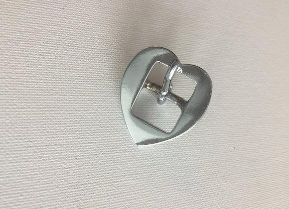Пряжки сердце 15mm