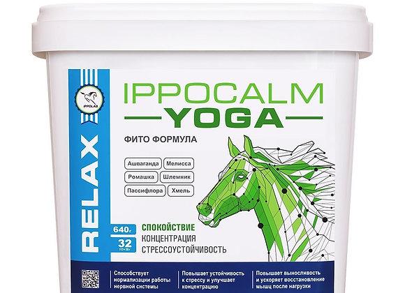 IPPOCALM YOGA- успокаивающая подкормка на основе натуральных экстрактов