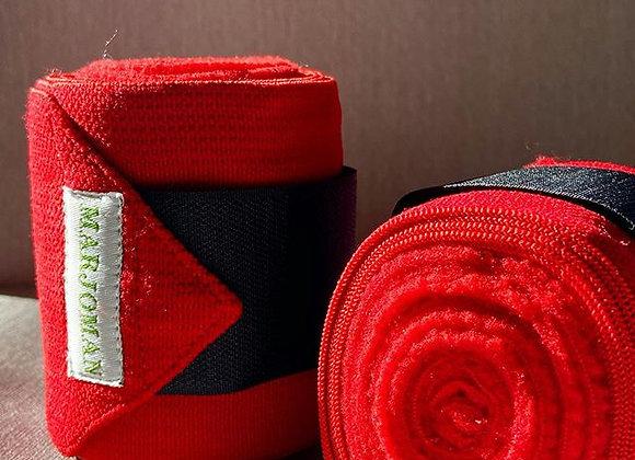 Бинт комбинированный красный