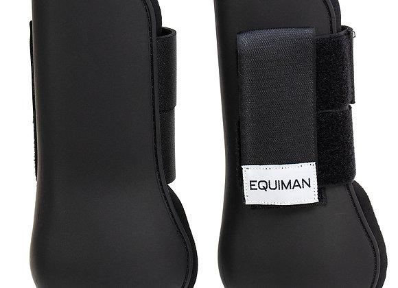 """Ногавки-щитки """"EQUIMAN"""" передние"""