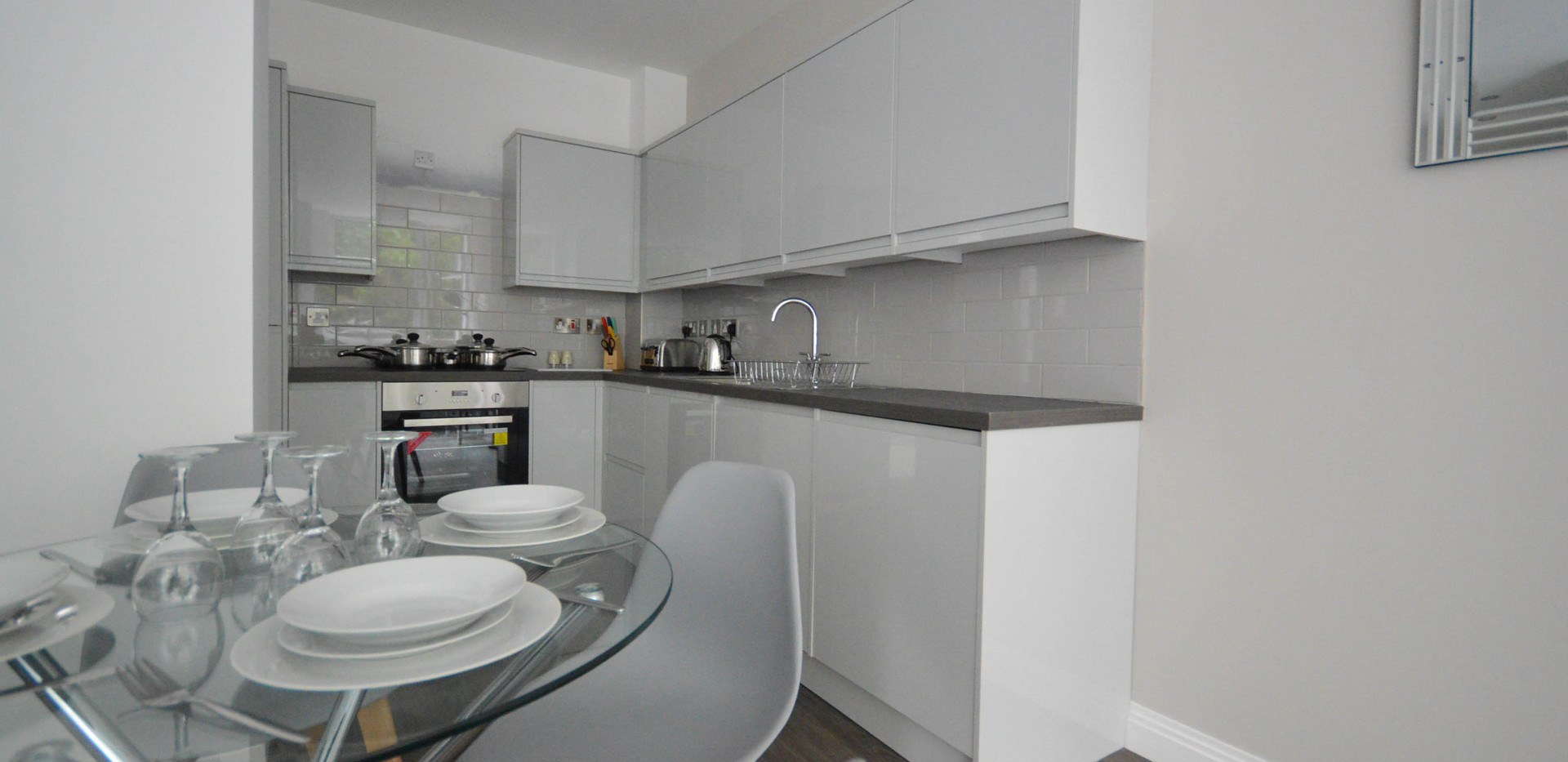 Kitchen Two Bed