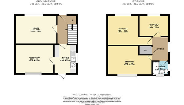 Floorplan, Middlepark Road