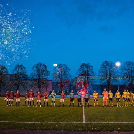 FC Stockholm-IF Elfsborg 0-3