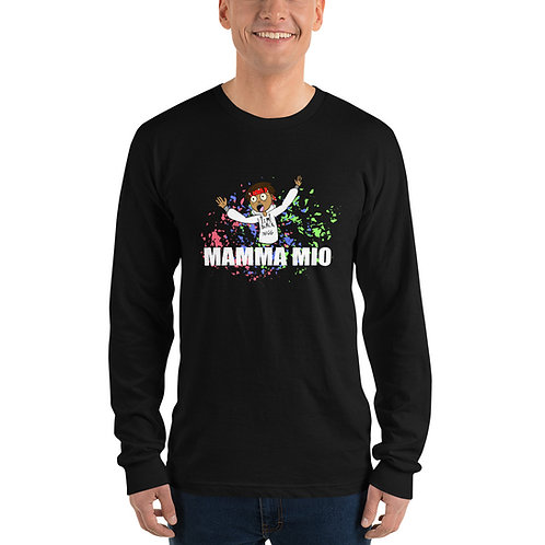 KING NIGG SLEEVE SHIRT | MAMMA MIO | UNISEX