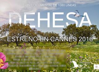 """""""Dehesa"""" se presenta en el Festival de Cannes 2016"""