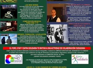 V Foro del Audiovisual de Extremadura