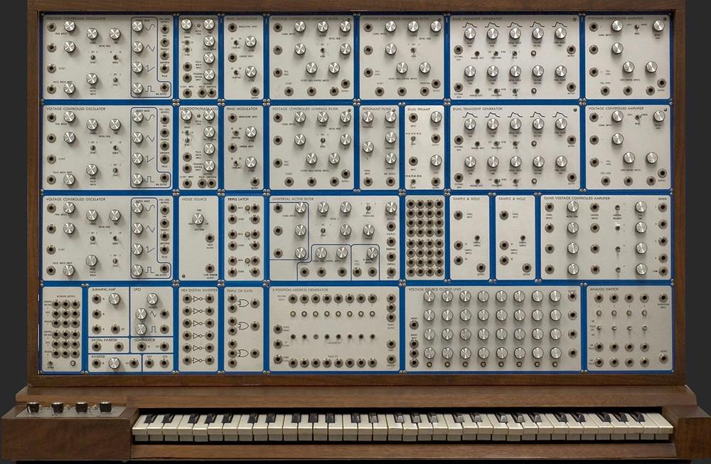 E-mu Modular, 1972