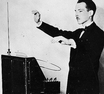 Leo Theremin, 1919