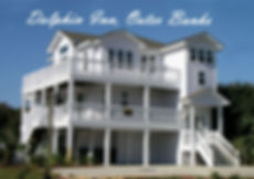 Dolphin Inn OBX - 7 bedroom house in the Outer Banks near Duck and Kitty Hawk