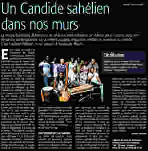 Candide l'Africain