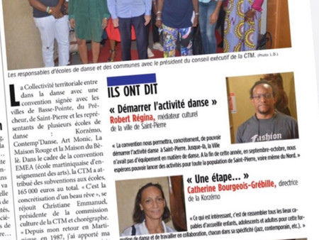 EMEA dans France Antilles