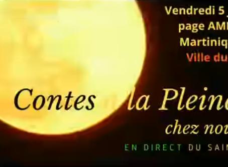 CONTES À LA PLEINE LUNE CHEZ VOUS / AMI