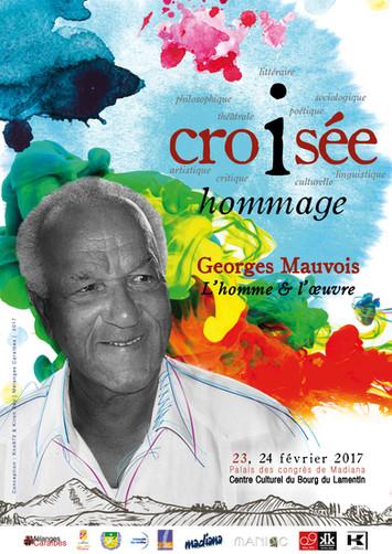 CROISÉE-HOMMAGE À G. MAUVOIS