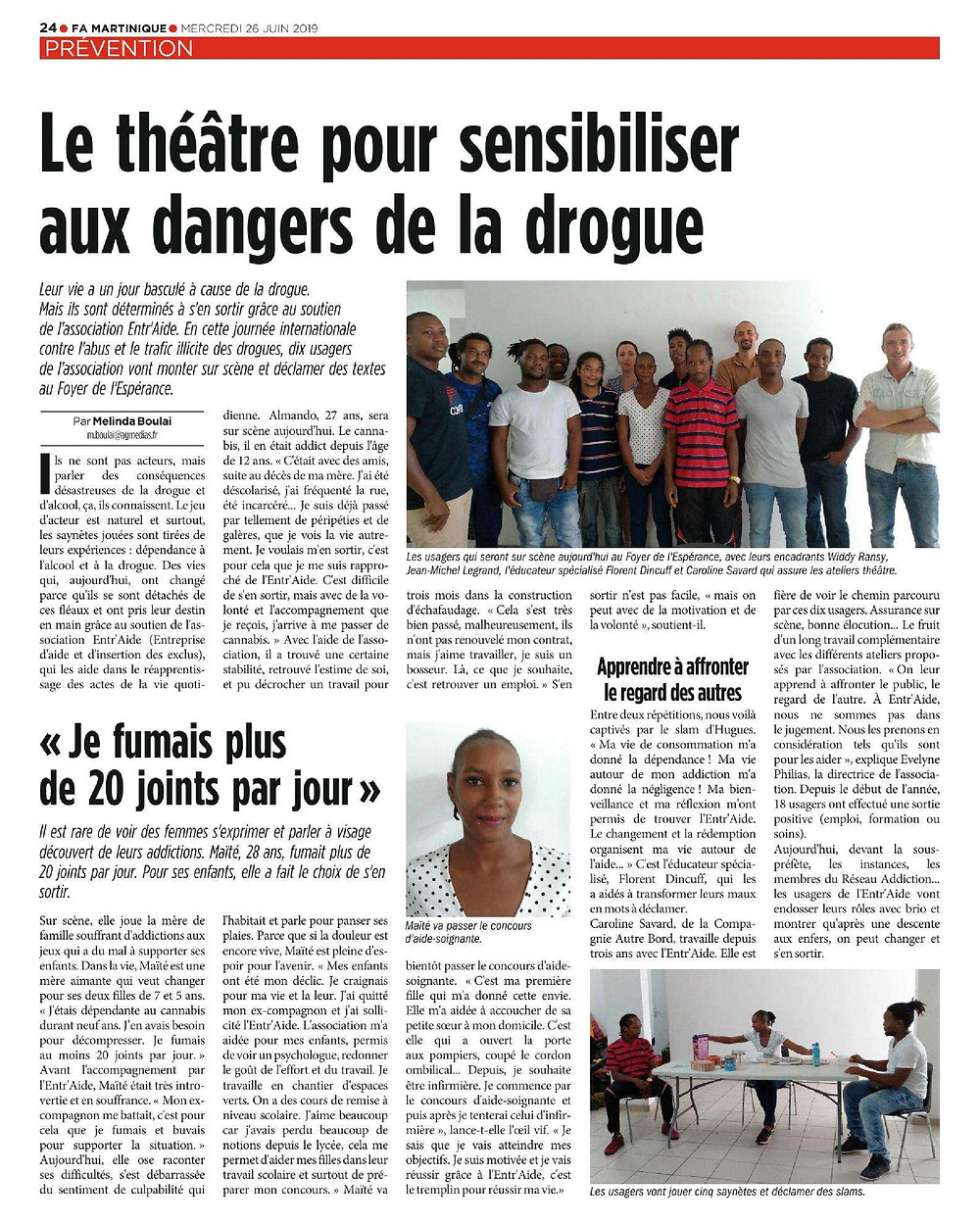 L'Autre Bord Compagnie Théâtre