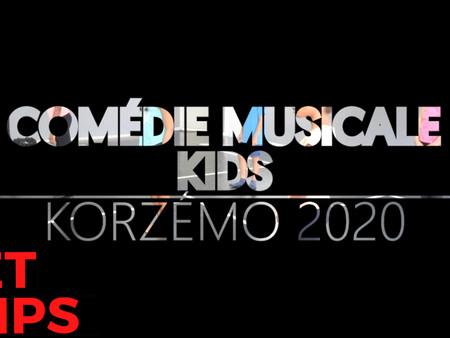NETCLIPS #5 COMÉDIE MUSICALE KIDS