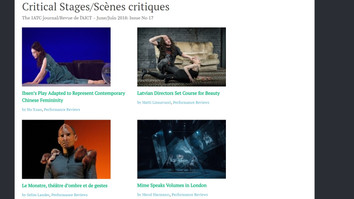 LE MONSTRE / CRITICAL STAGES