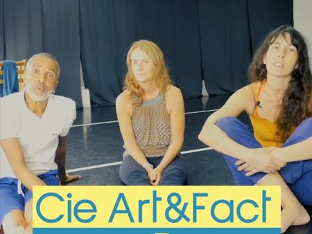 RÉSIDENCE : ART&FACT / SHE