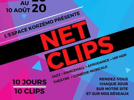 NETCLIPS : 1 JOUR / 1 CLIP
