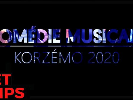 NETCLIPS #9 COMÉDIE MUSICALE