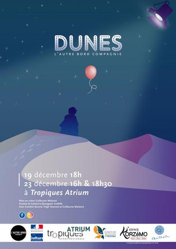 DUNES / L'AFFICHE