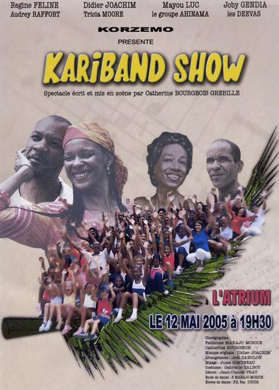 2005 05 12 Kariband Show Atrium.jpg
