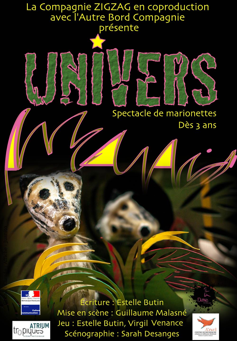 Univers marionnettes