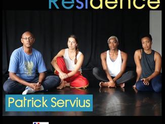 RÉSIDENCE : PATRICK SERVIUS