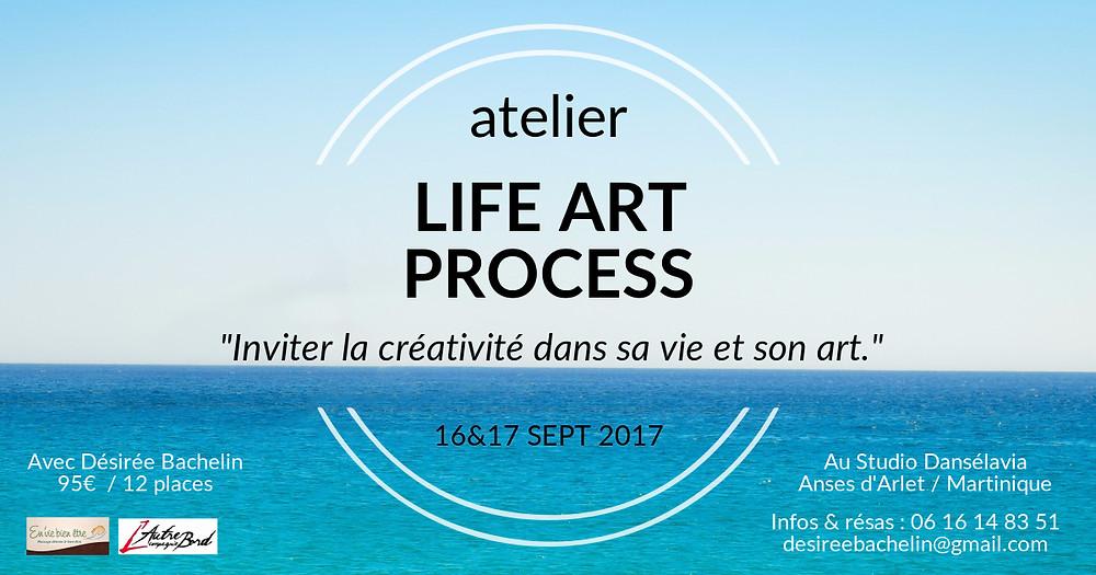Life Art Process Désirée Bachelin