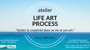 ATELIER LIFE ART PROCESS