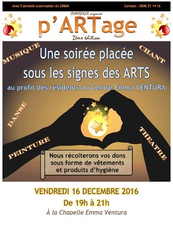 SOIRÉE P'ART-AGE