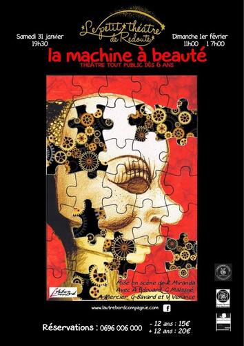 La Machine à beauté revient!