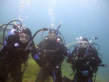 Scuba Diving, Open Water Certification