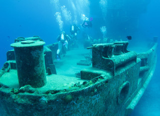 Claustrophobia – Don't let it stop you from learning to dive!
