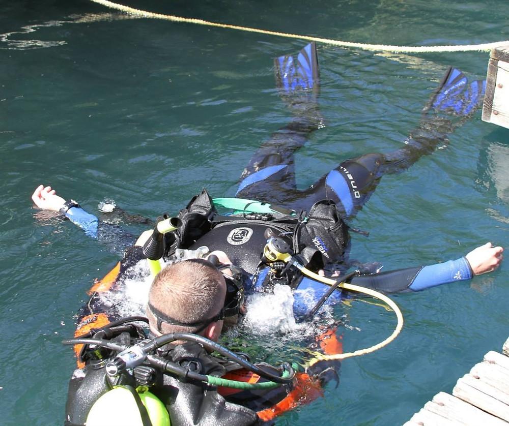 Rescue Diver, PADI, CT Scuba Lessons