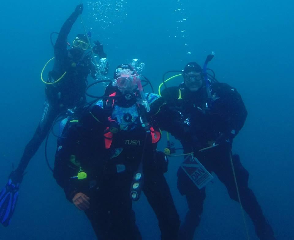Divemaster, PADI, CT Scuba Lessons