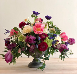 spring table arrangements