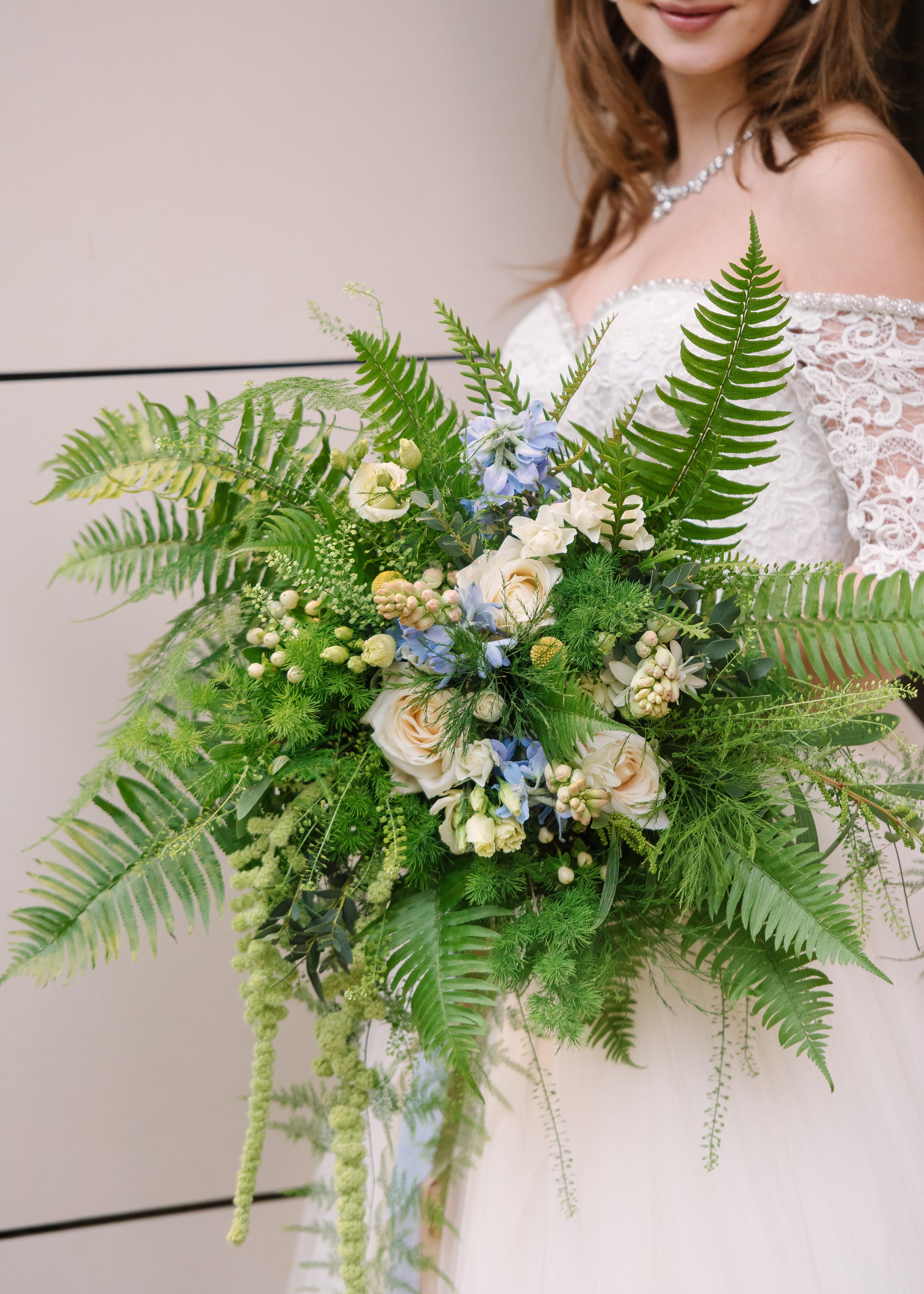 Handtied Bridal bouquet
