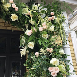Wedding Flowers Arch Sheens
