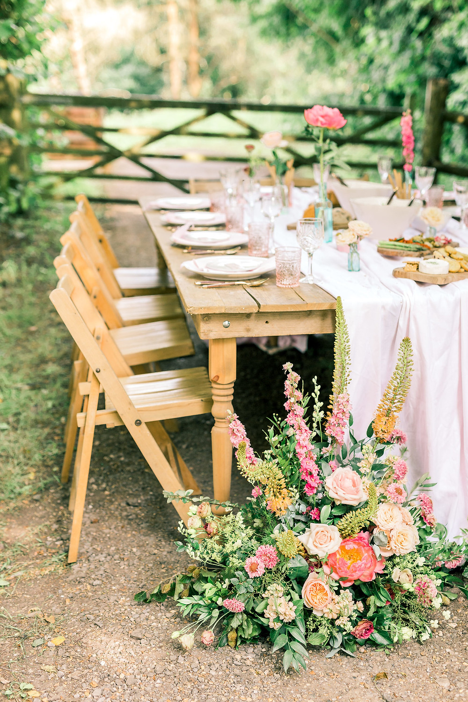 Wedding Flower Table Decorations