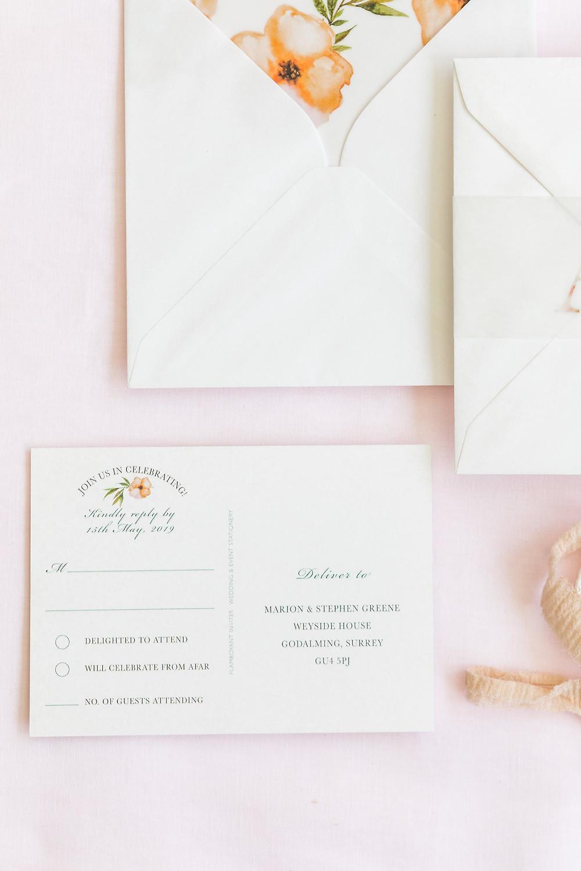 Luxurious Wedding Stationary