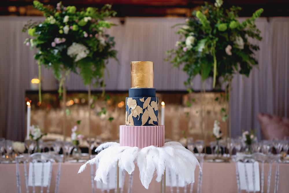 Stunning cake by Zazamarcelle