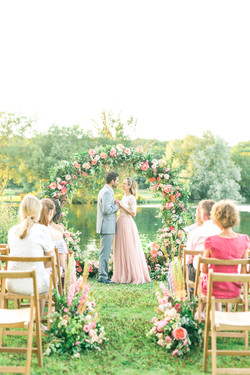 Duncton Mill Fishery Styled Shoot Previe