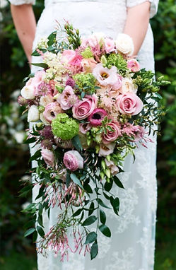 Classic Wedding Bouquet Twickenham