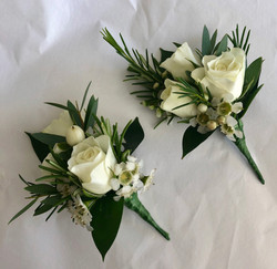 Delicate Corsages