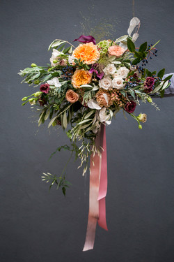 Hantied Bridal bouquet